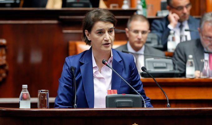 Skupština Srbije: Nepotpuna Vlada odgovarala na pitanja poslanika