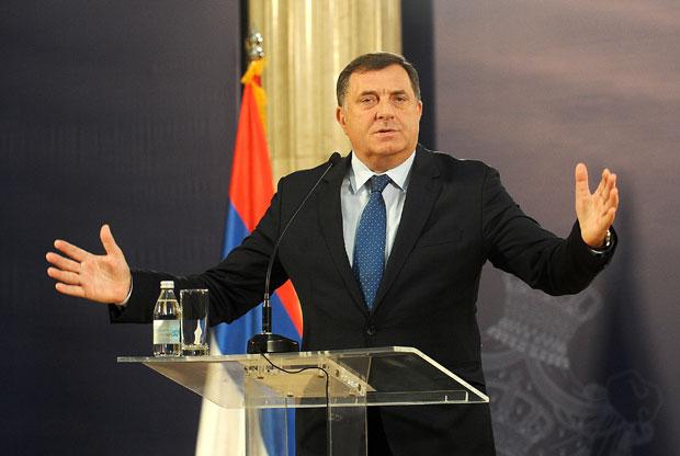 Milorad Dodik: Ako Kosovo formira vojsku to će uraditi i RS!
