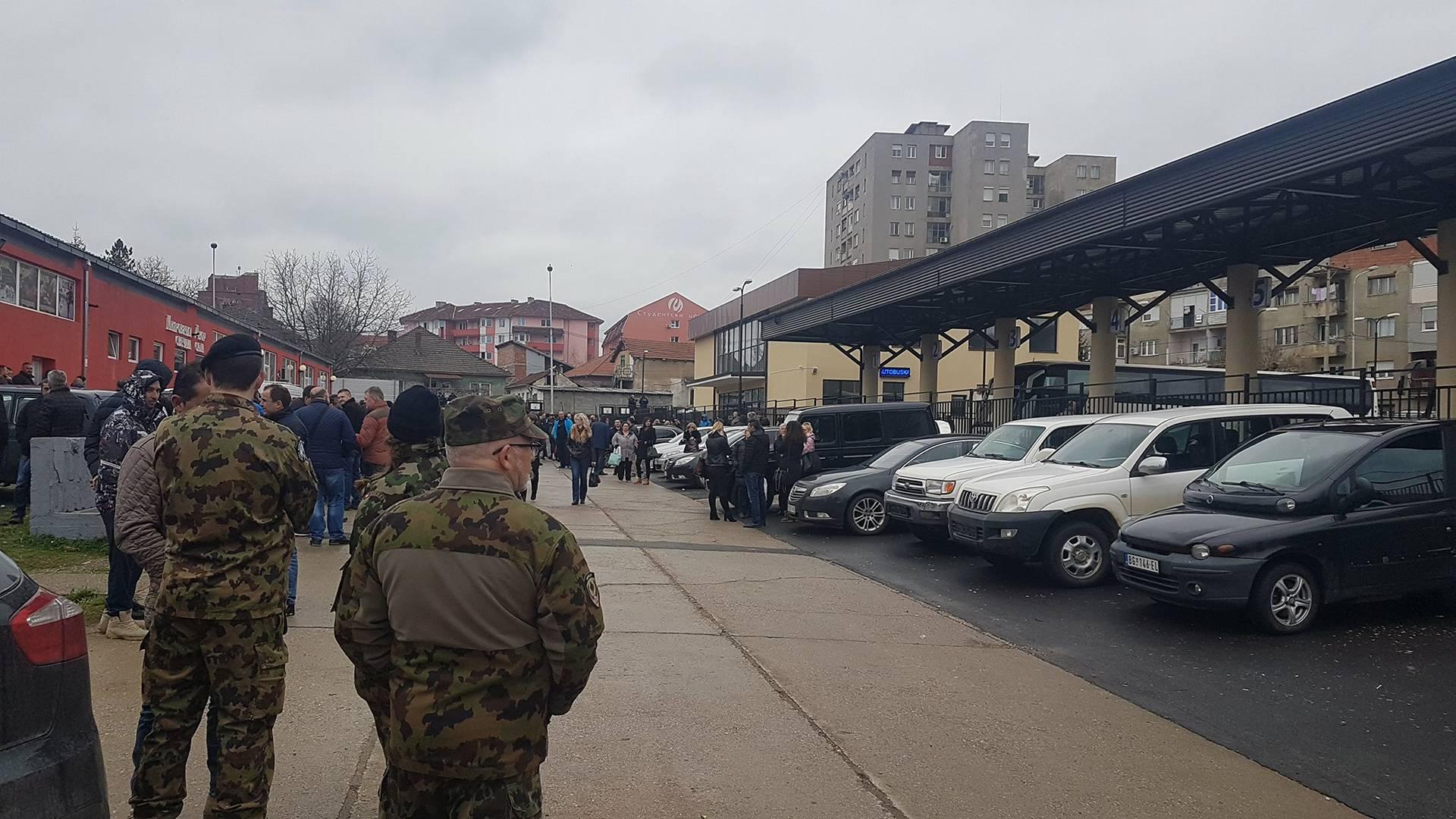 Severna Mitrovica: Uhapšen Marko Đurić