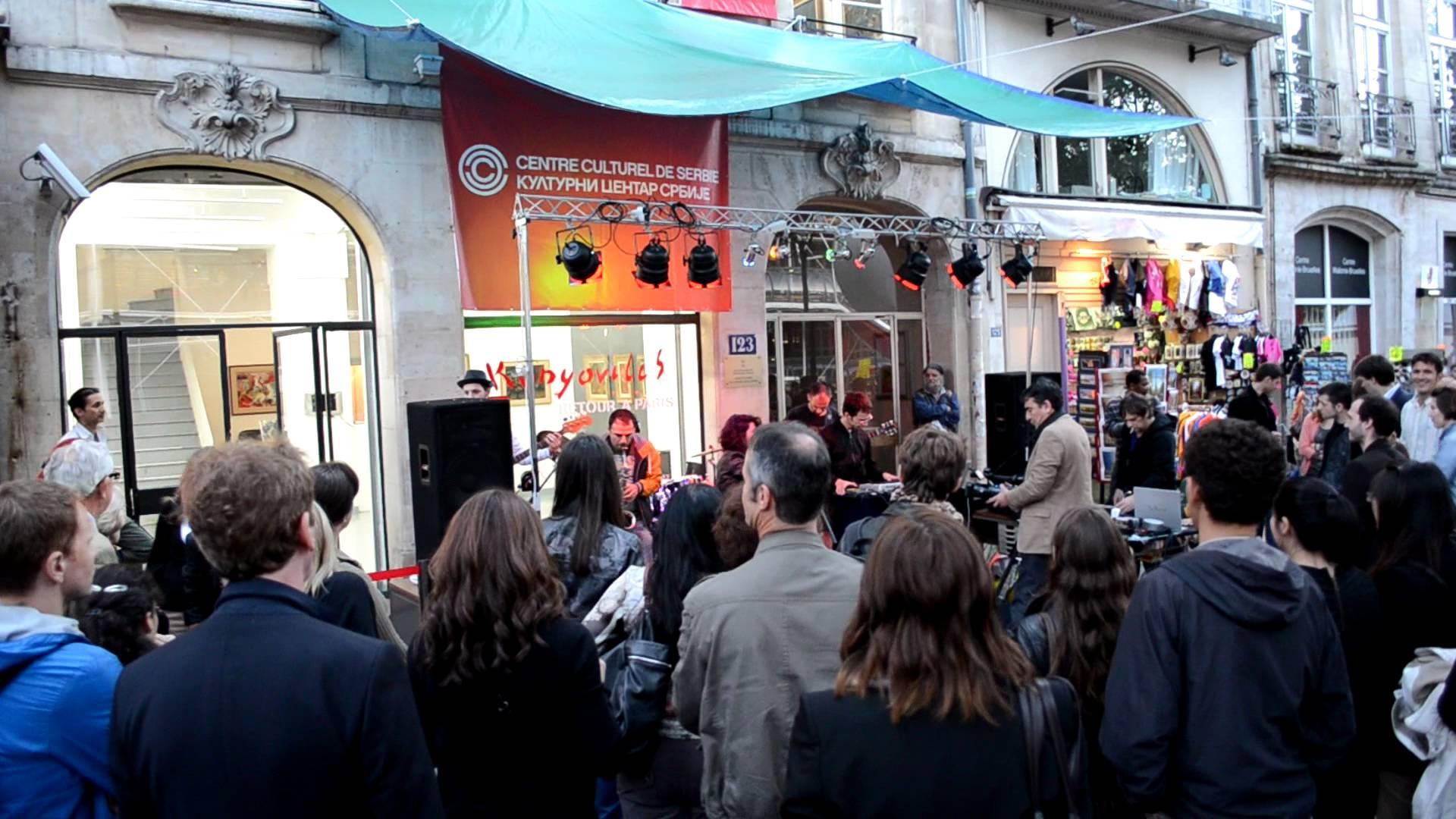 Raspisan Konkurs za programe u Kulturnom centru Srbije u Parizu