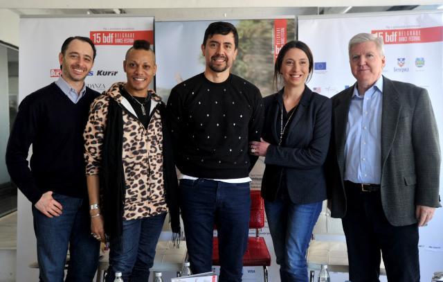 Beogradski festival igre: na sceni Pozorišta na Terazijama dva dana nastupa Torkadero od Monaka