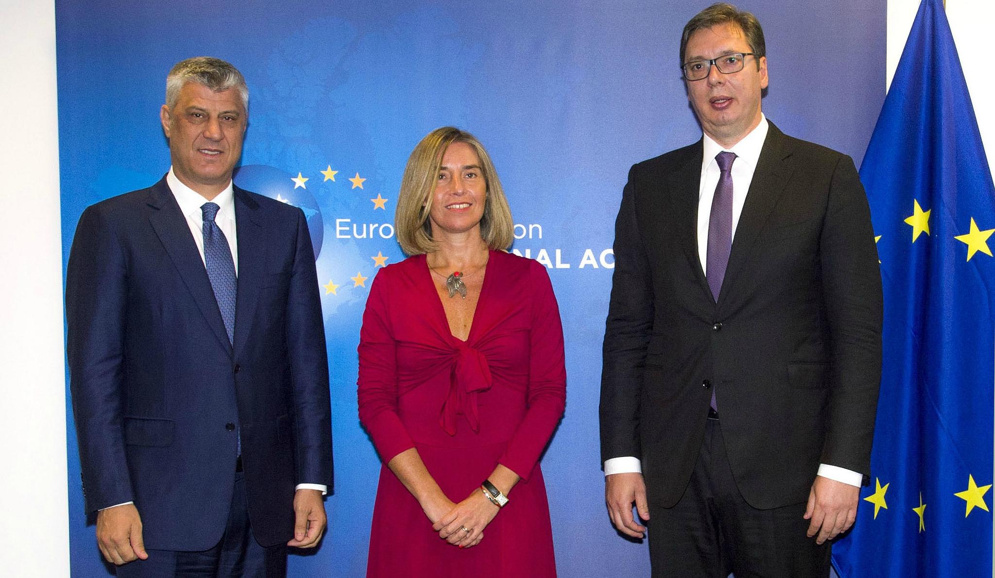 Federika Mogerini: Kosovo je deo strategije EU!