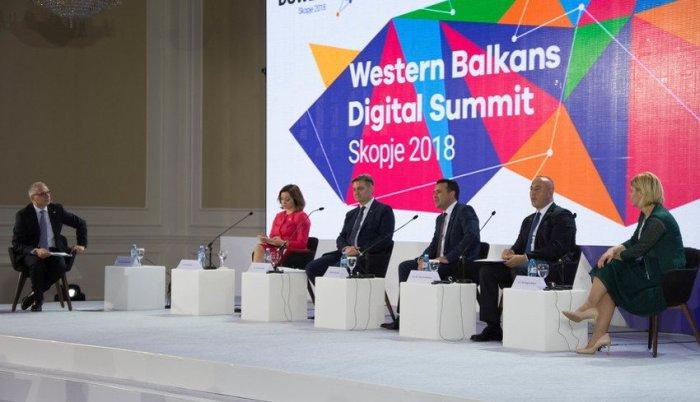 Skopje: Prvi Digitalni samit Zapadnog Balkana