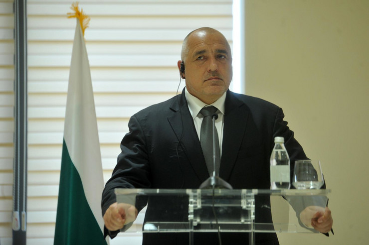 Priština : Bojko Borisov danas gost Hašima Tačija