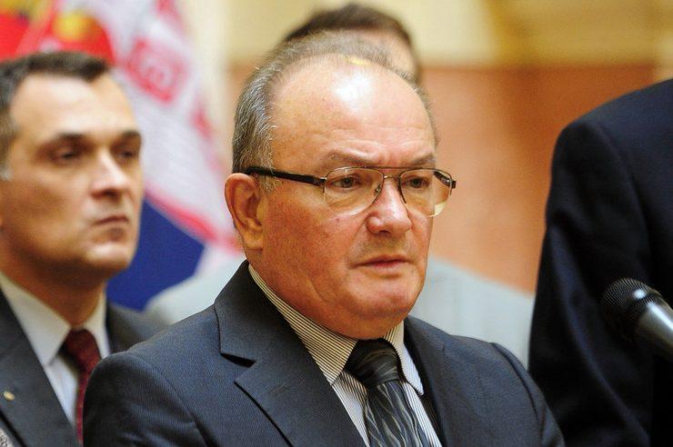 Dr Branislav Mihajlović novi predsednik Dosta je bilo