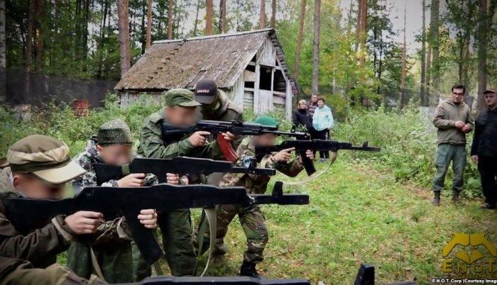 RSE: Deca iz Srbije u vojnim kampovima Rusije