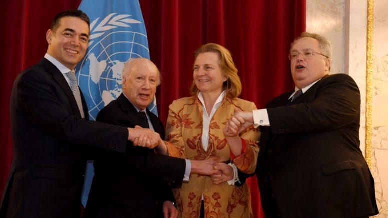 Muke oko imena: napredak u pregovorima Grčke i Makedonije