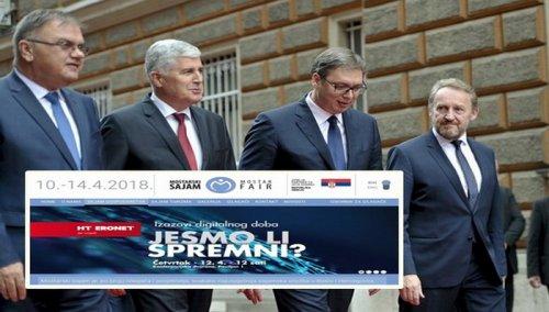 Mostarski sajam otvara Vučić – na dan osnivanja NDH