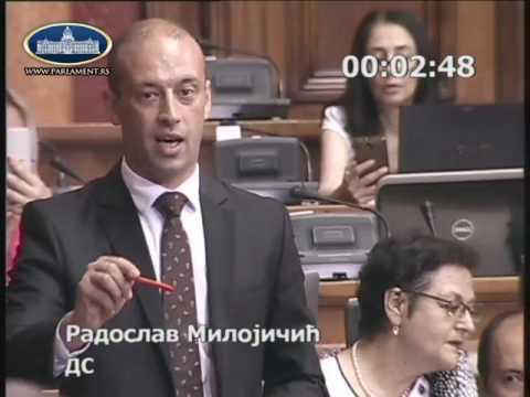 Skupština Srbije: postoji li teror većine nad – manjinom?