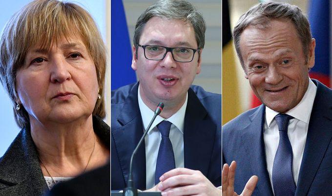 Poslanica EP Ruža Tomašić pisala Tusku: Hvalospev Vučiću zbog želje da se Srbija distancira od Rusije i prizna Kosovo!