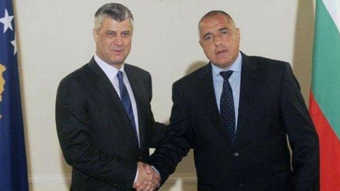 Borisov (telefonom) razgovarao sa Tačijem