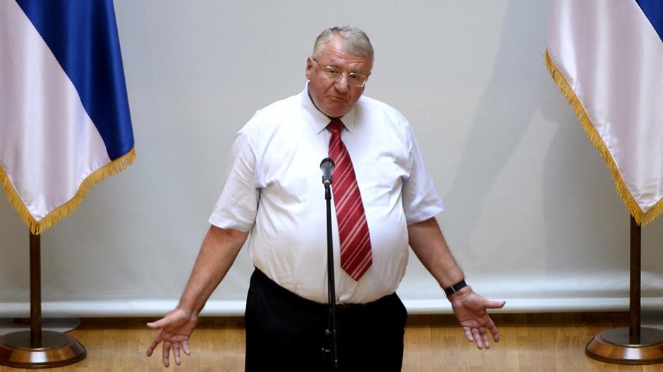 """Vojislav Šešelj: """"Meni niko ništa ne može!"""""""