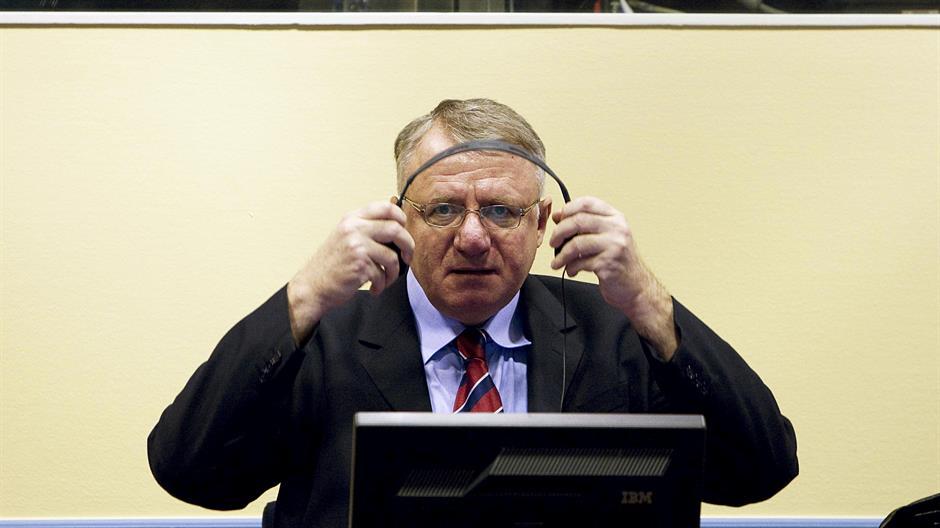 Hag: danas drugostepena presuda Vojislavu Šešelju