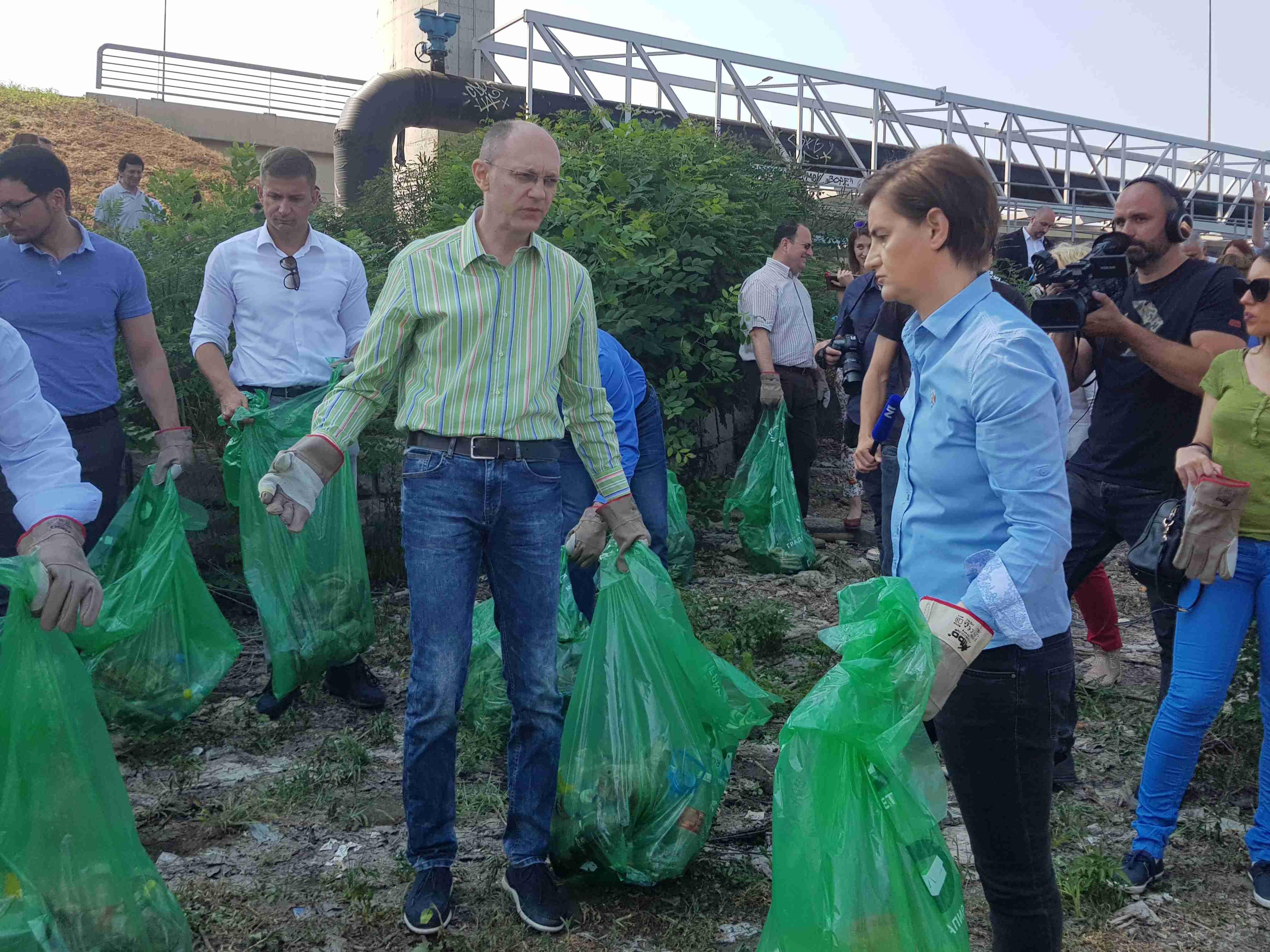 AKCIJA/Briga o zaštiti životne sredine je čin patriotizma