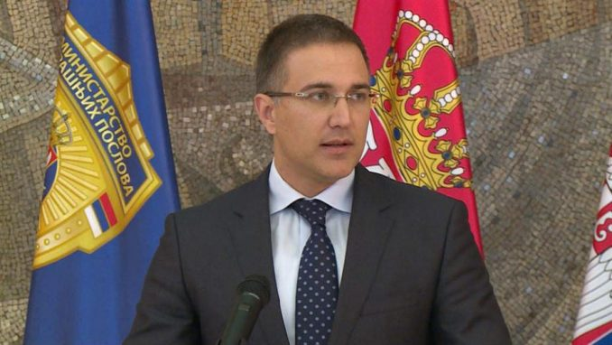 MUP/ Stefanović: Vlada je spremna da razgovara – ali ne pod pritiskom!