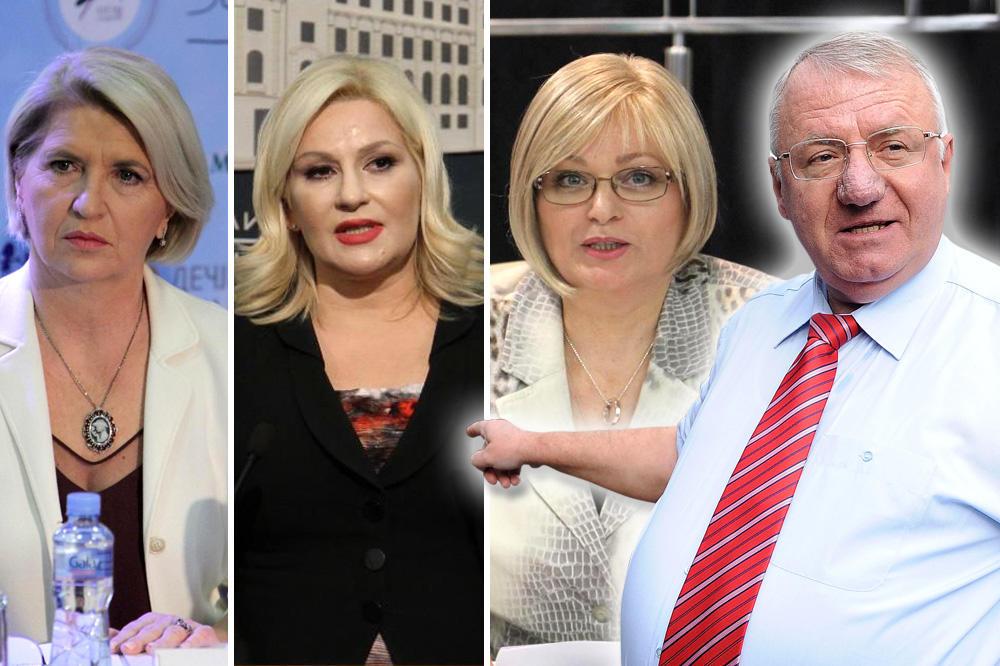 """SKUPŠTINA SRBIJE/ Šešelj – priprema knjigu o """"liku i delu"""" Jorgovanke Tabaković!"""