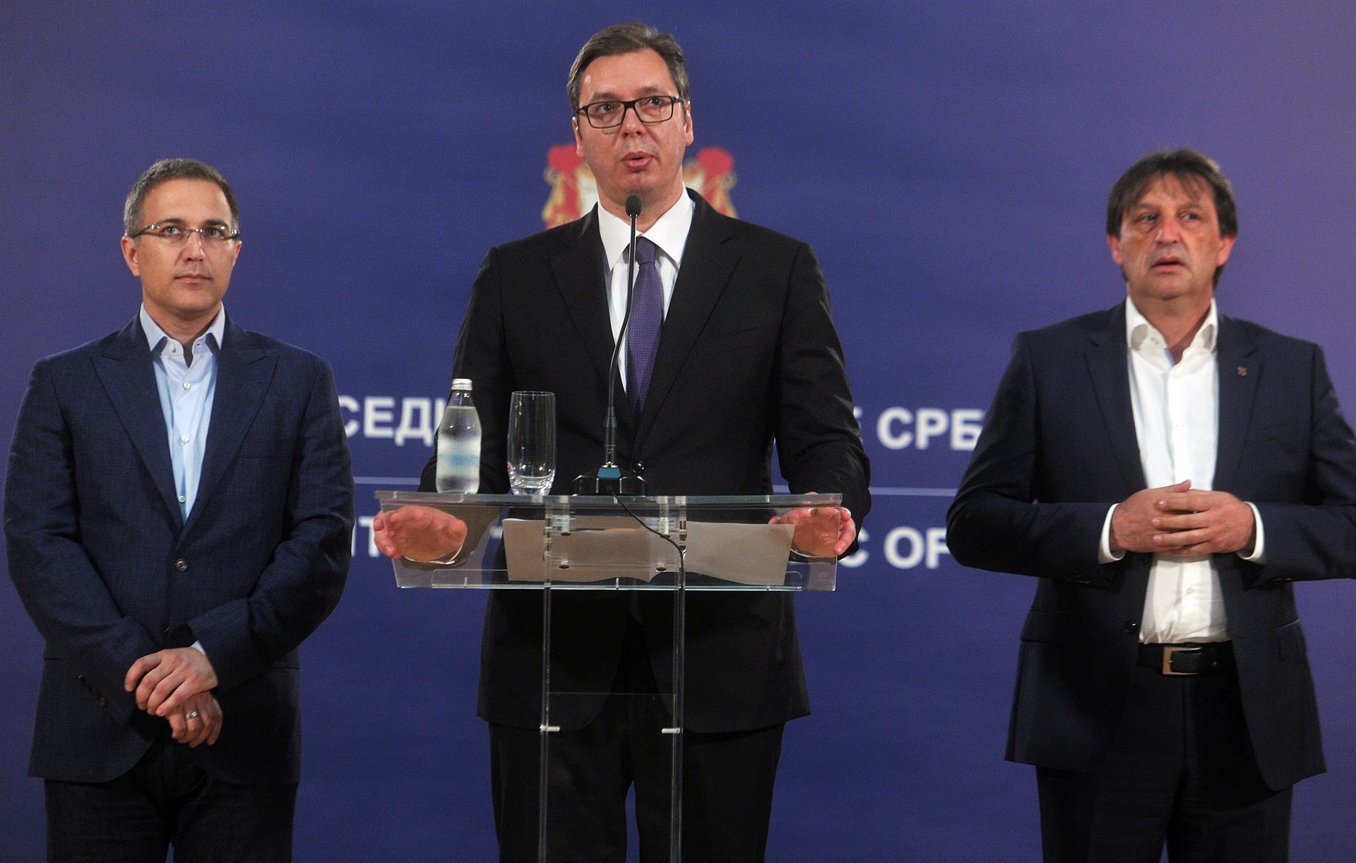 KRAJ DRAME/ Vučić: Cvetković je živ i zdrav- policija ga ispituje!