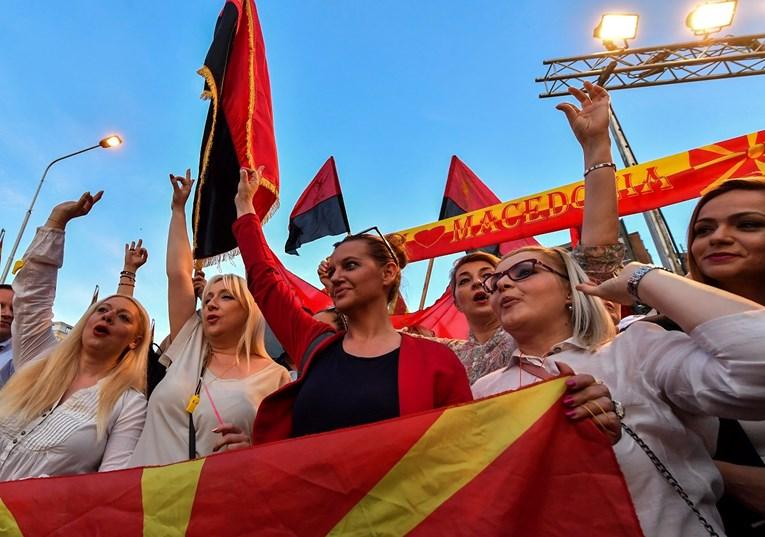 Skopje: protest protiv promene imena zemlje