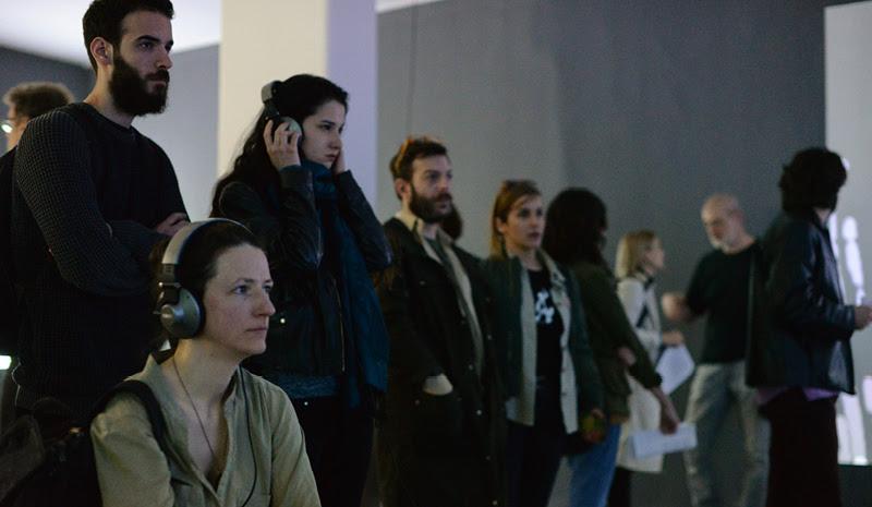 MSUB/javno vođenje kroz izložbu NACRT: Orijentisanje u savremenoj novomedijskoj umetnosti