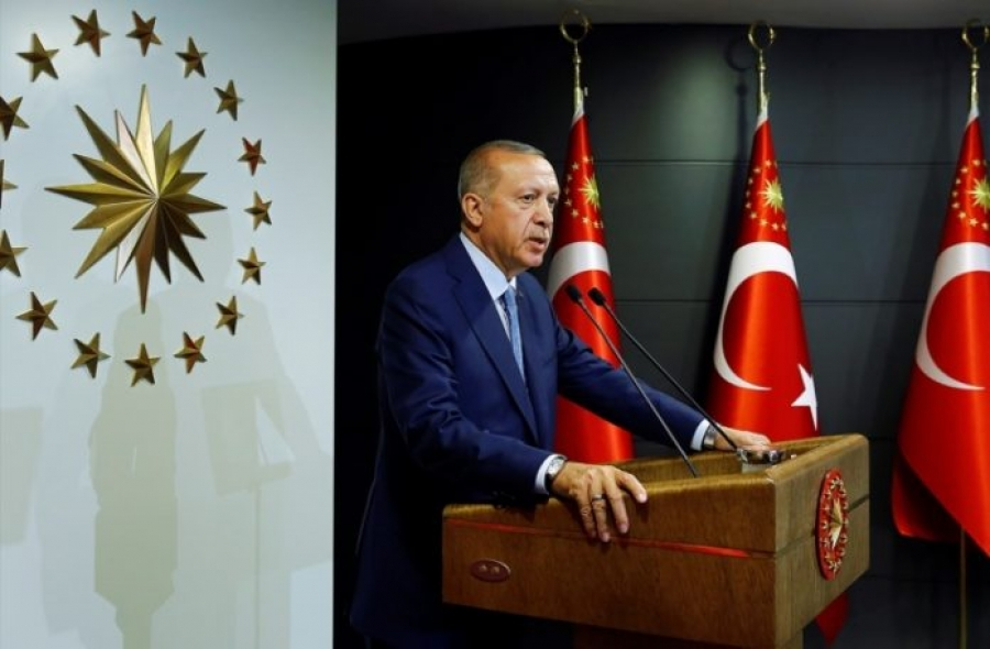 TURSKA/ POBEDIO ERDOGAN