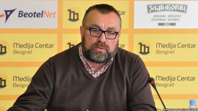 BELA CRKVA/ Kidnapovan novinar Stefan Cvetković?