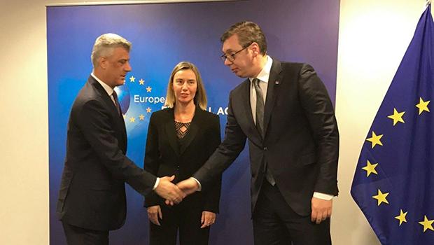 HAŠIM TAČI/ Prvo Kvinta posle Vučić