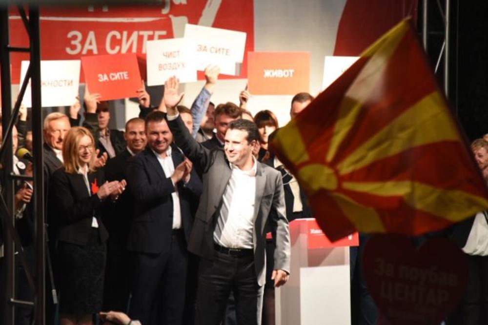Zoran Zaev: referendum i bez opozicije!