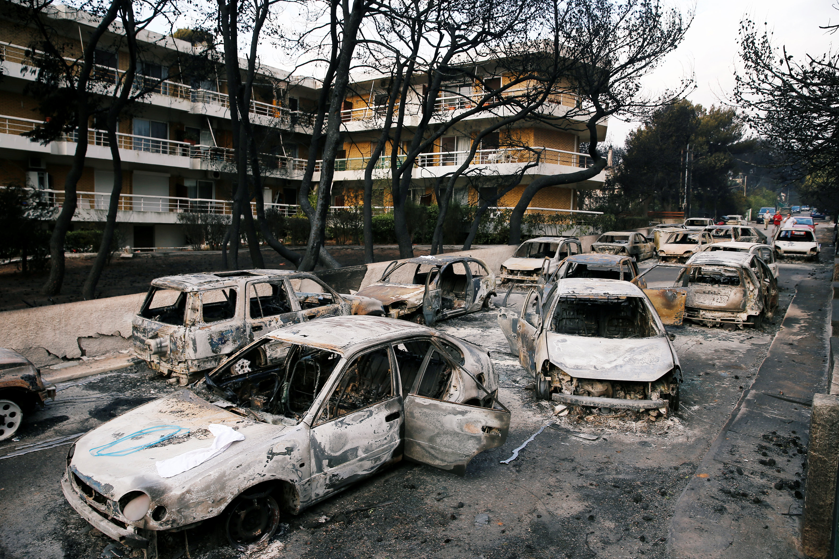Crveni krst Srbije: žiro račun za postradalo stanovništvo Grčke