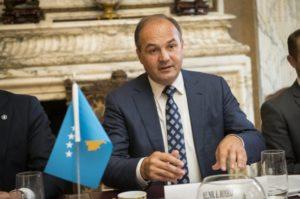 Hodžaj od generala Matisa traži podršku za formiranje vojske Kosova