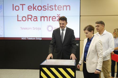 Telekom pustio u rad mrežnu LoRa WAN tehnologiju