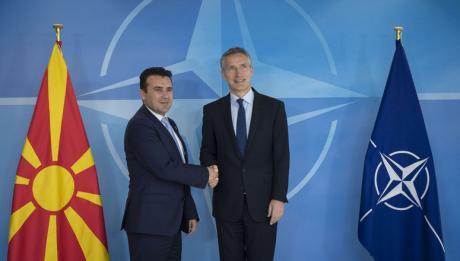 NATO zove (Severnu) Makedoniju