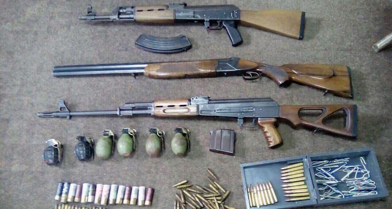 """Uhapšen """"oružar"""""""