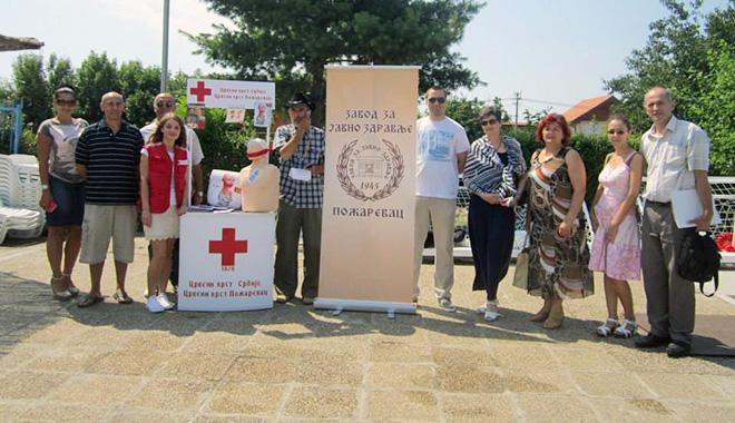 Crveni krst obeležio Svetski dan borbe protiv trgovine ljudima