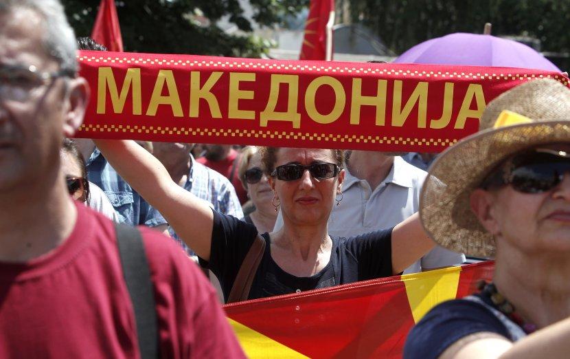 Ruski pogled: Makedonija silom ulazi u NATO!