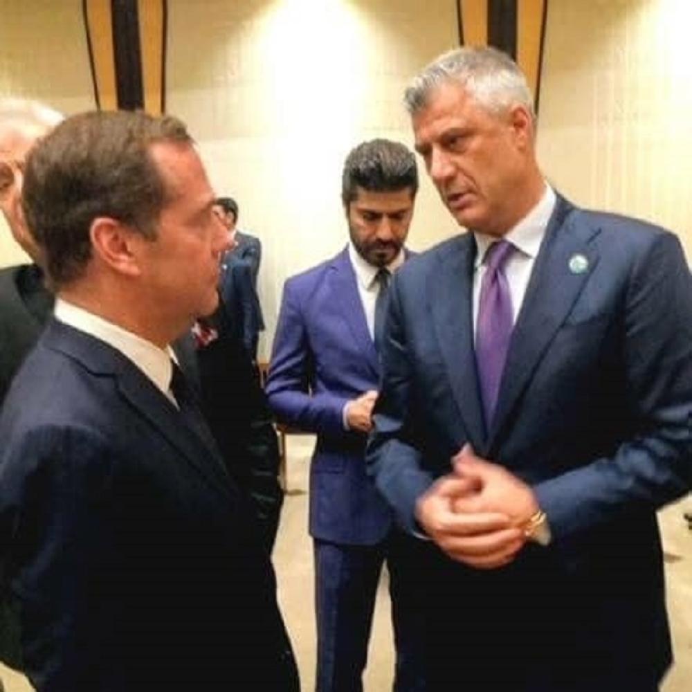 Tači: posle Srbije i Rusija će promeniti stav o Kosovu