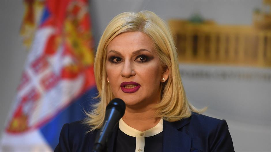 Zorana Mihajlović: dobrodošao je svaki ugledni gost
