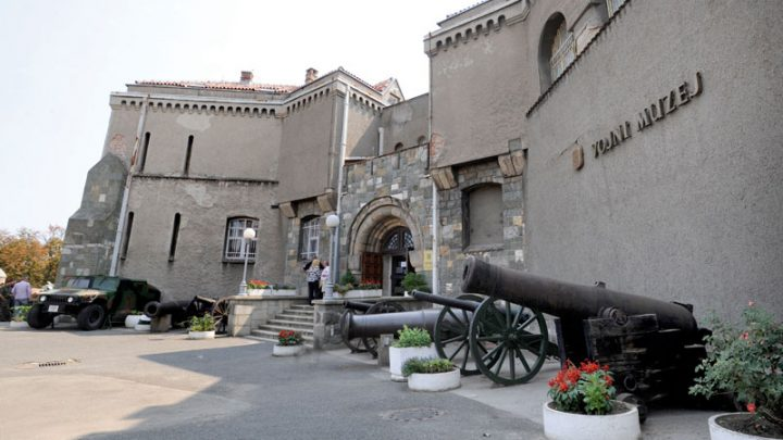 JUBILEJ: Otvorena izložba povodom 140 godina postojanja Vojnog muzeja