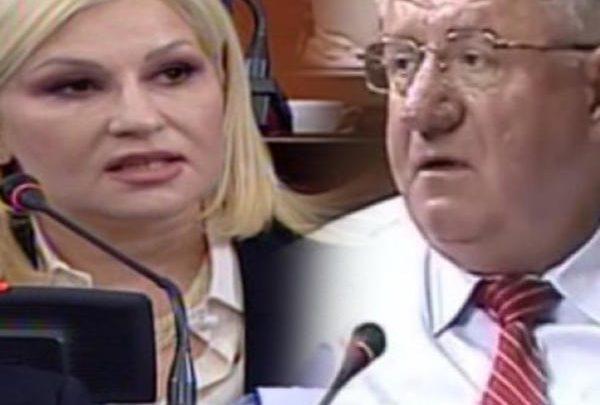 ŠEŠELJ: Traži hapšenje Zorane Mihajlović!
