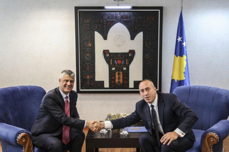 DOGOVORILI SE: Nema razgovora o razmeni  teritorija  između Kosova i Srbije