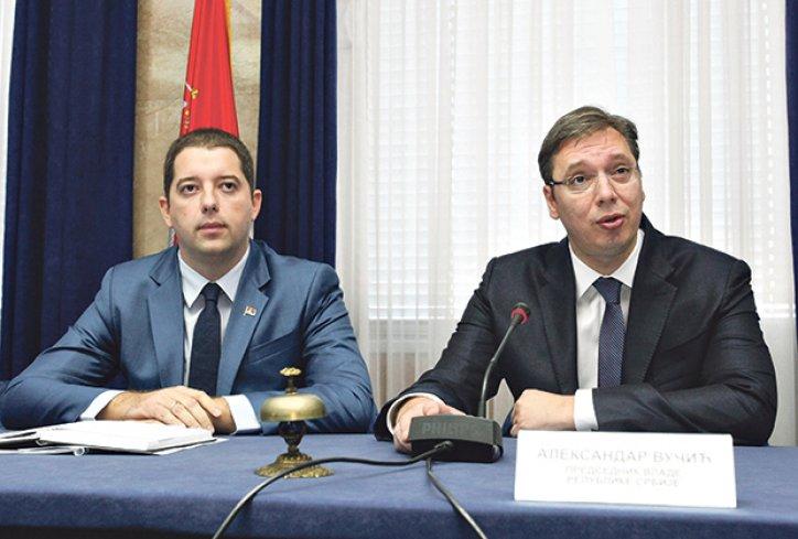 MARKO ĐURIĆ POTVRDIO: Vučić na KiM  8. i  9.septembra