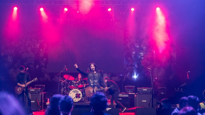 PANK ROK: četverac Hurleur na Bir festu promoviše svoj debitanski album JA