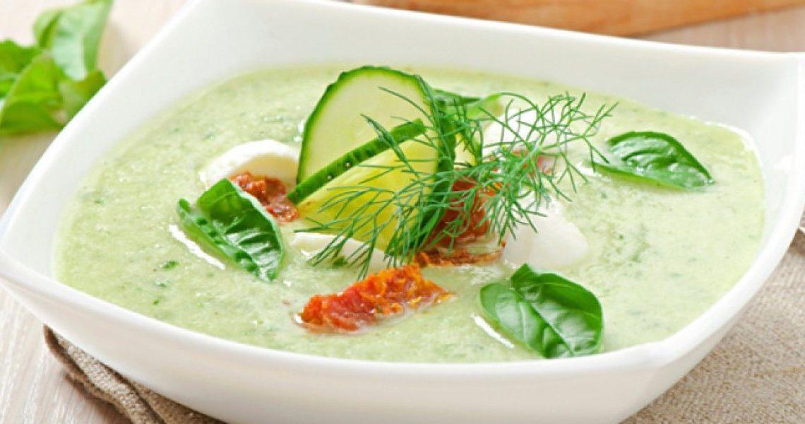 HRANA: Hladna supa od krastavaca