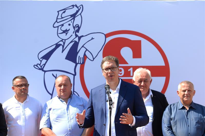 Šid: Vučić nedvosmisleno – predstoji podela Kosova