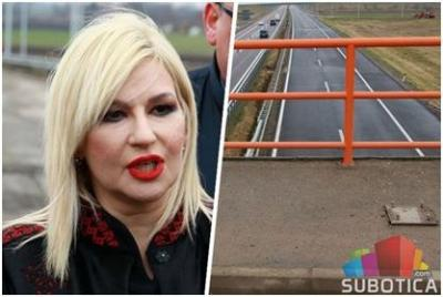 ZORANA MIHAJLOVIĆ: Mostovi u Srbiji su bezbedni, redovno se održavaju