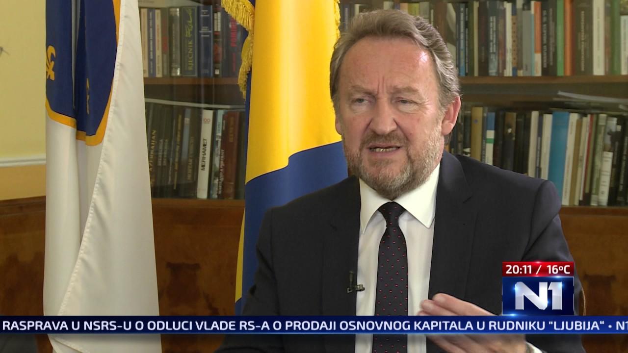Bakir Izetbegović: zašto se Srbija i Hrvatska naoružavaju?