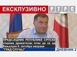 """Čekajući izbore u BiH Dodik otkriva """"dramatičan plan opozicije""""!"""