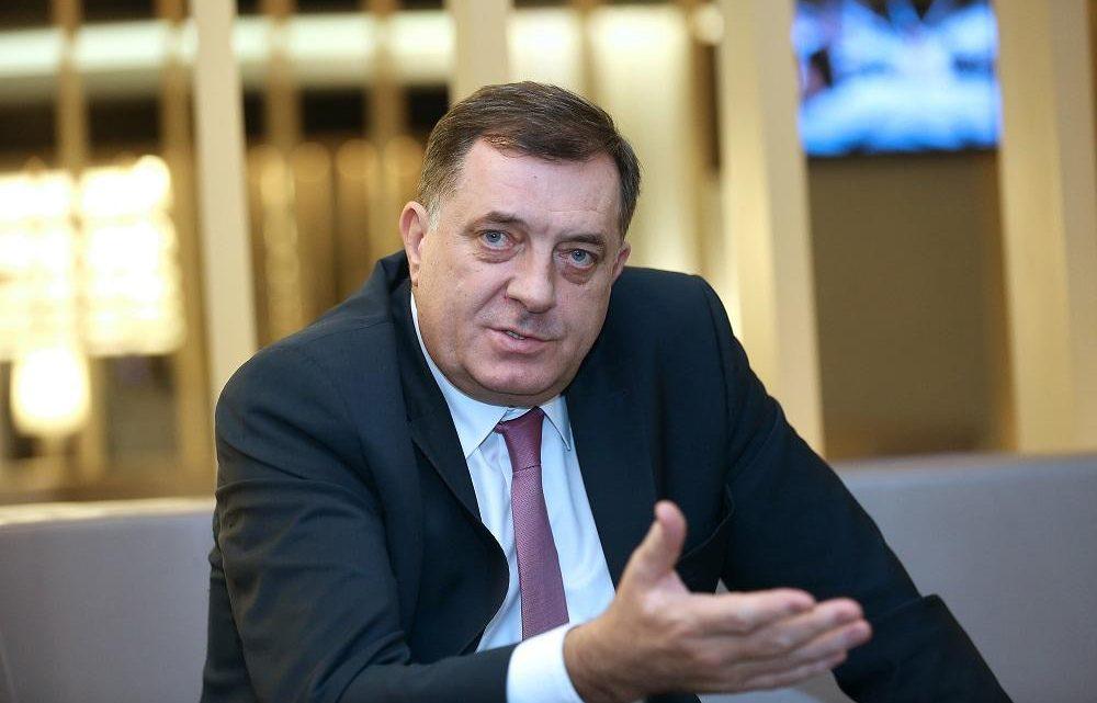 MILORAD DODIK: Da li je Srbija spremna da vrati Kosovo i Albancima da 30 posto mesta u Skupštini?