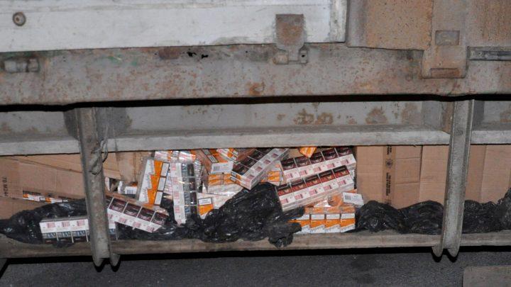 KRALJEVO: policija zaplenila 9.940 paklica cigareta