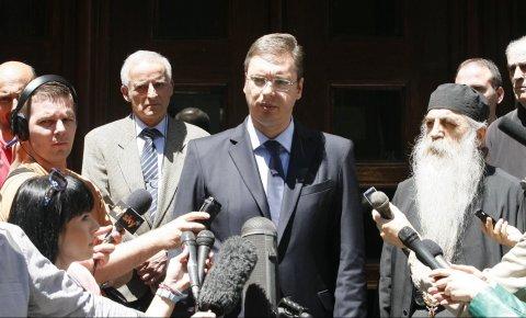 Vučić: Uspeo sam da izbegnemo sukobe i ne izgubimo ni jednog čoveka