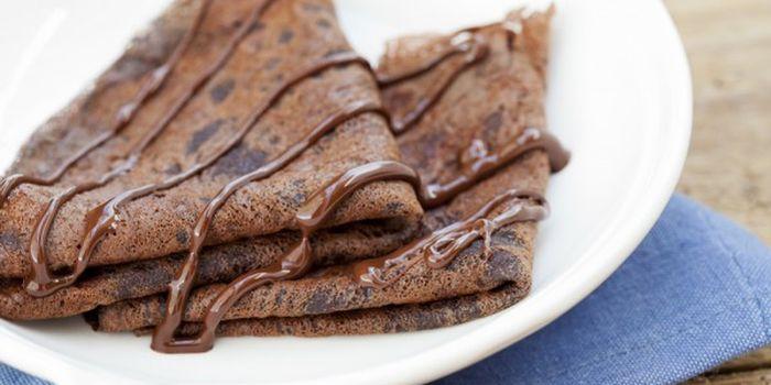 RECEPT: Čokoladne palačinke